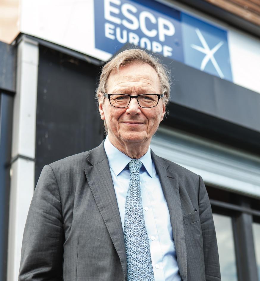 Formation  « Manager Dirigeant »  ESCP Europe : Pour franchir un palier professionnel