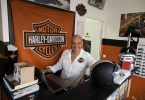 Alban Carel - Harley Davidson martinique