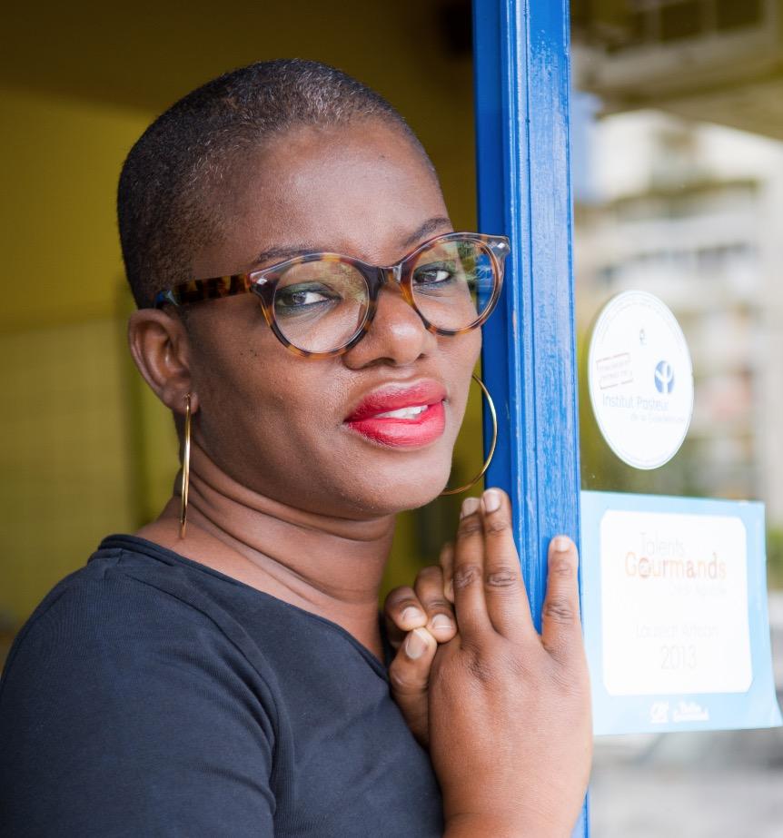 Fabienne Youyoutte, révélatrice de saveurs