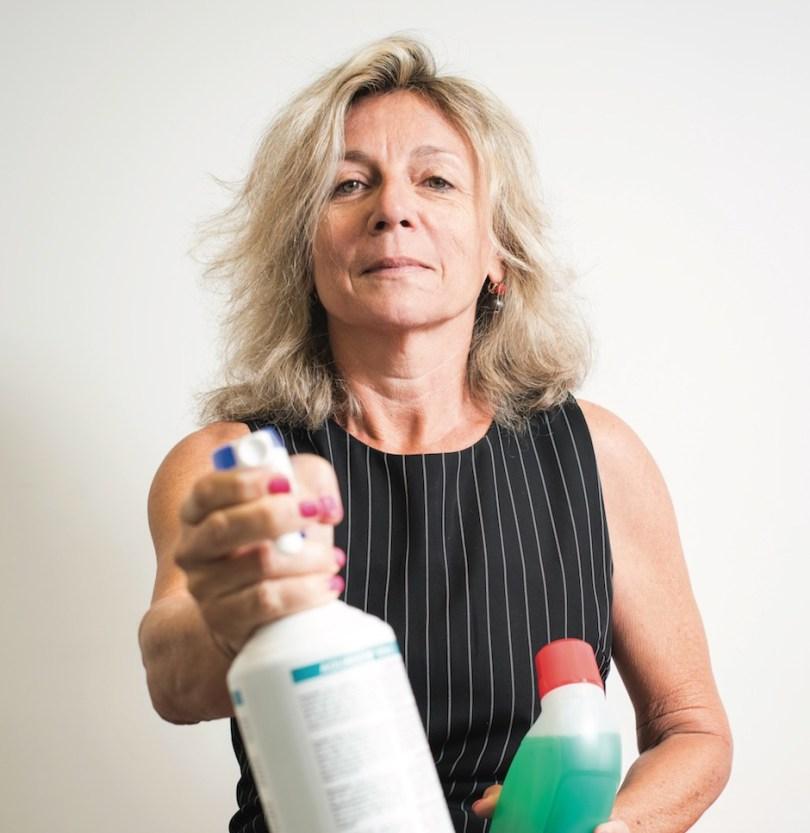 Michèle Favry CNF Santé
