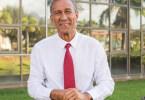 Miguel Laventure Conseiller Exécutif en charge du budget et des finances.