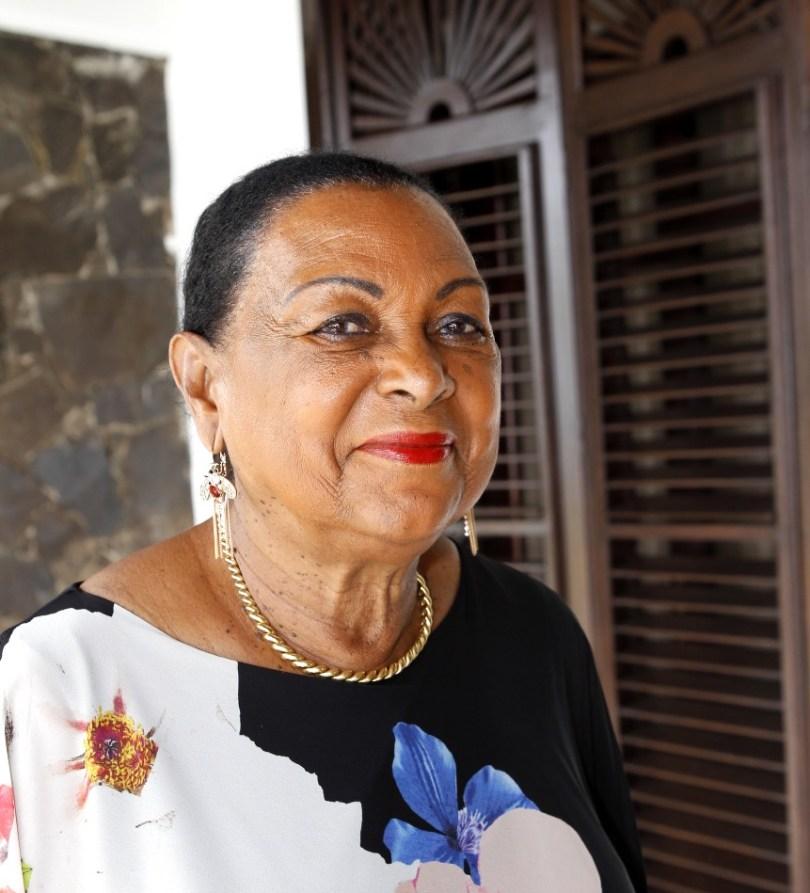 Josette Borel-Lincertin Présidente du Conseil Départemental