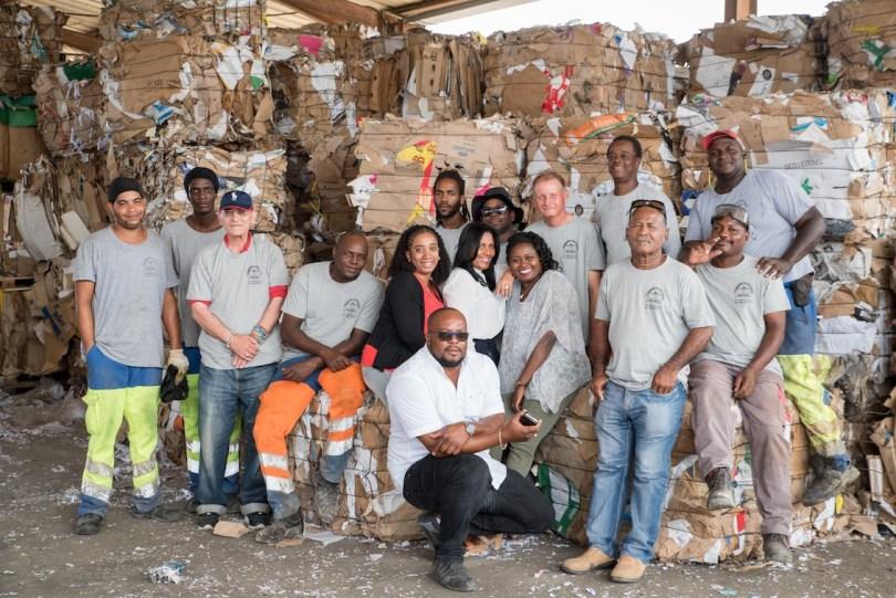 La Caribééenne de Recyclage