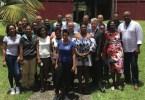 Orange Antilles-Guyane techniciens réseaux promotion 100% féminine