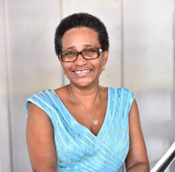 Hélène Polifonte Maire de Baie-Mahault