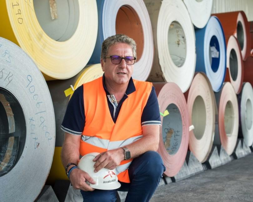 Jean-Yves Hallais ArcelorMittal construction