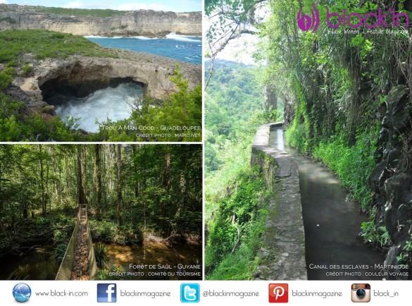 Black'In : vacances aux Antilles