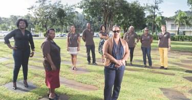Collectivité Territoriale de Guyane Pôle Culture Patrimoine Identités