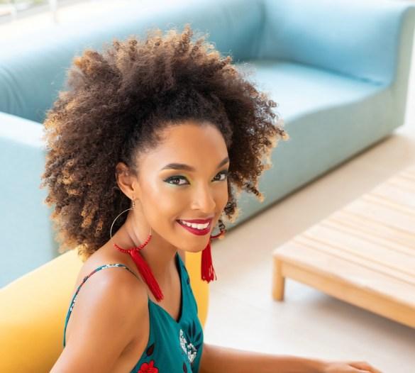 Ophély Mezino Miss Guadeloupe