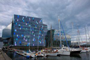 fotografia architektury Islandia