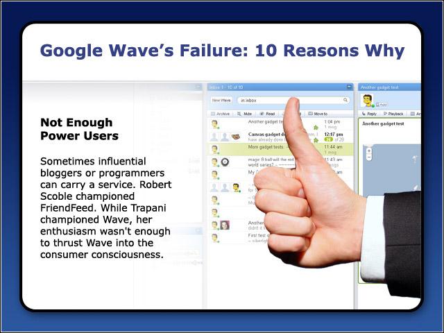 Google Waves Failure 10 Reasons Why Eweek