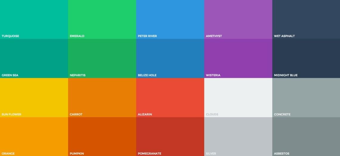flatcolors