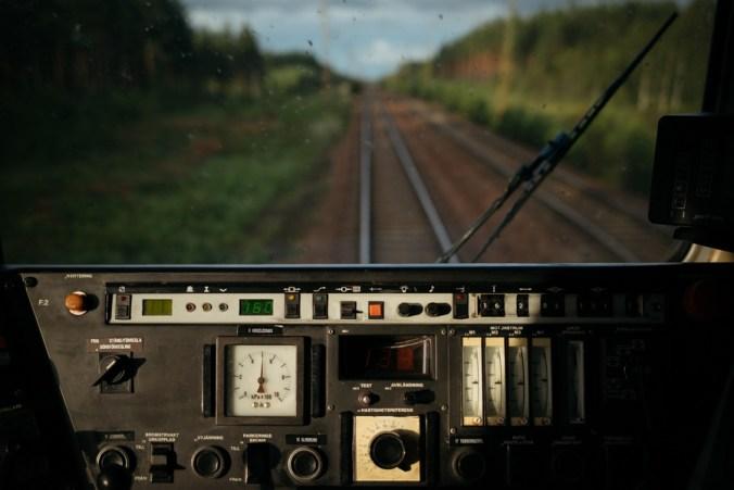 SJ Intercitytåg 10052