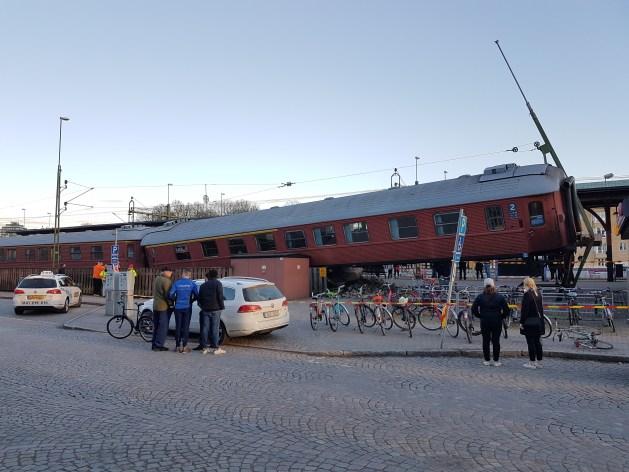 Olycka i Karlstad
