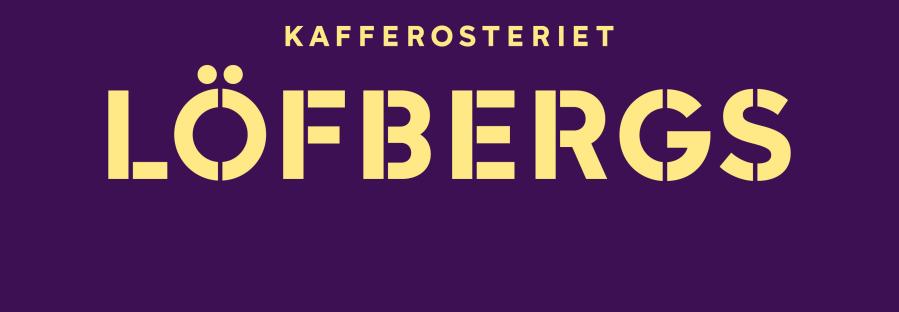 Löfbergs kaffe logotyp