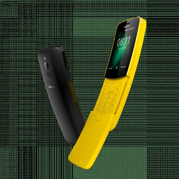 Nya Nokia 8110