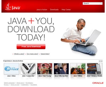 Install Java on Windows