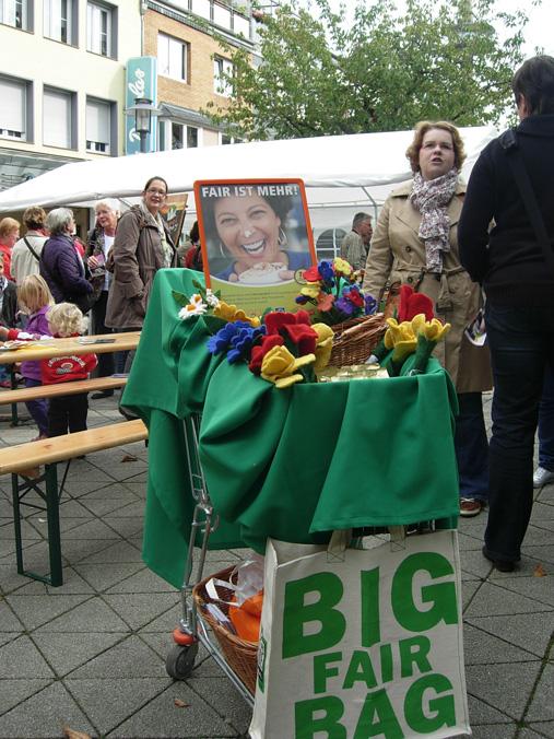 """""""Fairer Gospelday"""" in Wesel"""