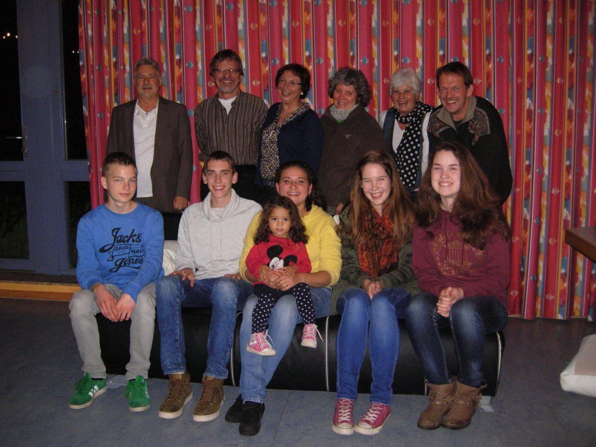 Maricela zu Gast bei der Eine-Welt-Gruppe Wesel