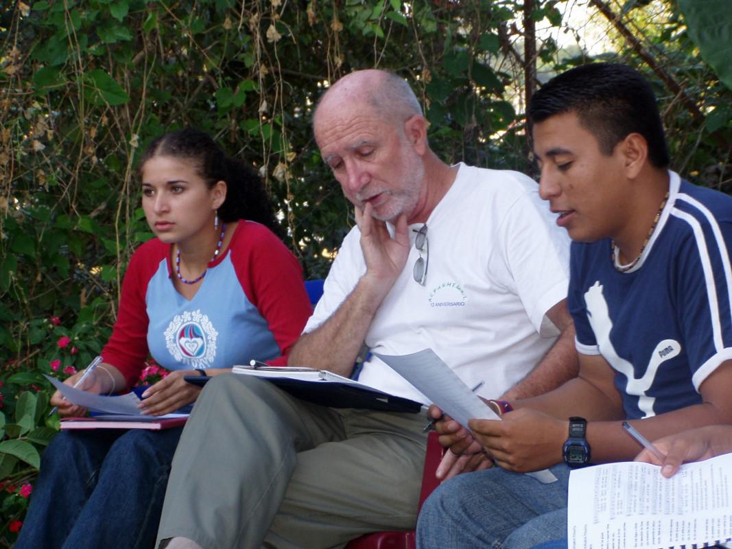 Spendenaufruf: Gesundheitskosten für Padre Ángel