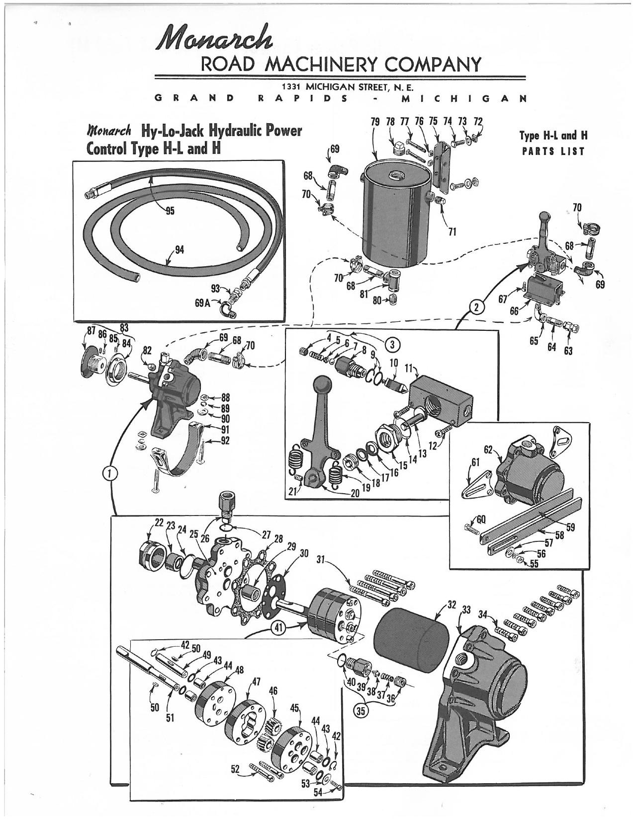 Kaiser Jeep Parts