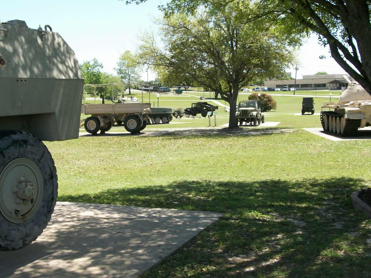 First Cavalry Division Museum Ewillys