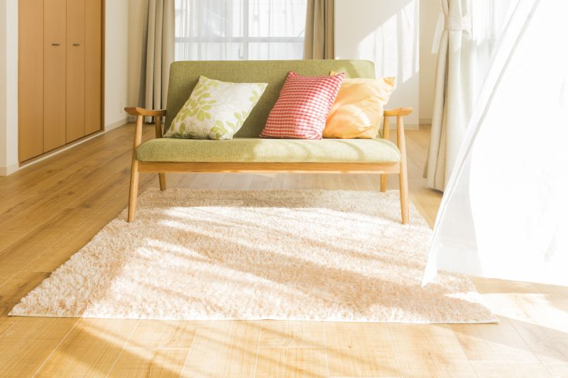 02 Čištěný koberec