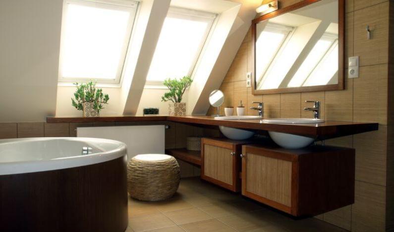 Návrh a realizace moderní koupelny od profesionála