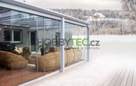 Nechte se inspirovat: zimní zahrada a pergola v jednom
