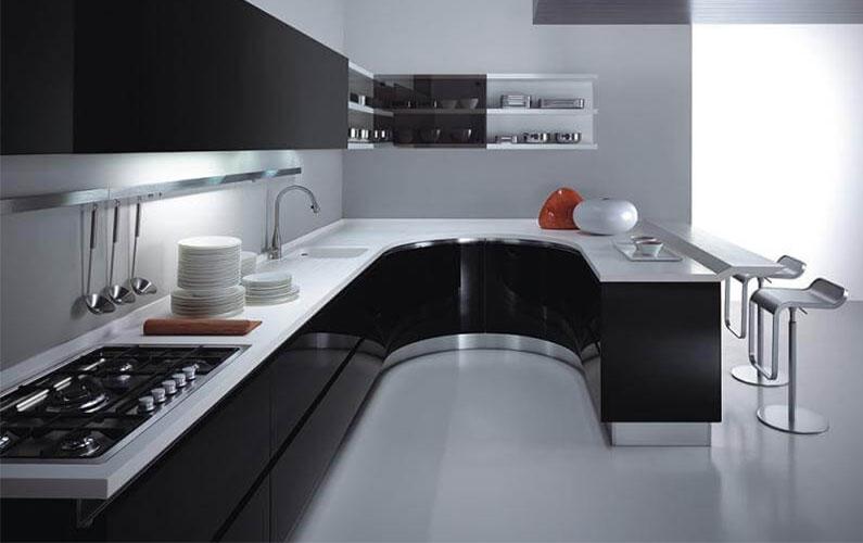 Jaký dřez do hi-tech kuchyně?
