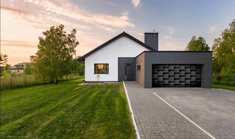 Moderní umění rovná se moderní dům