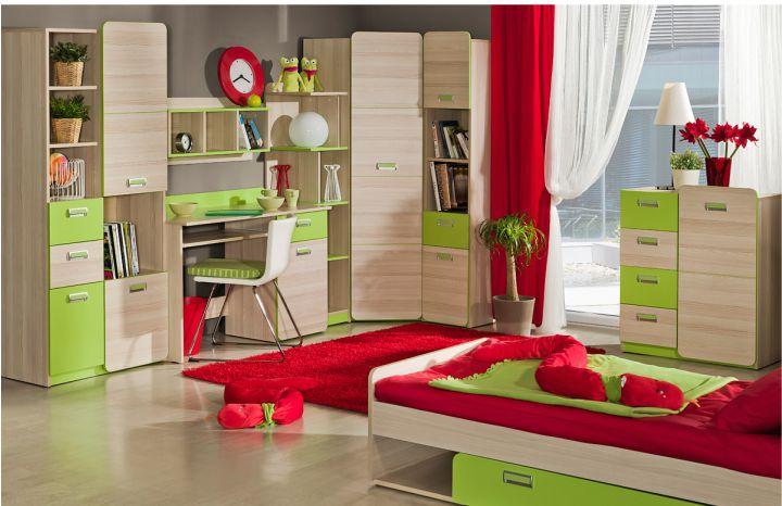 Jakým nábytkem vybavit dětský pokoj