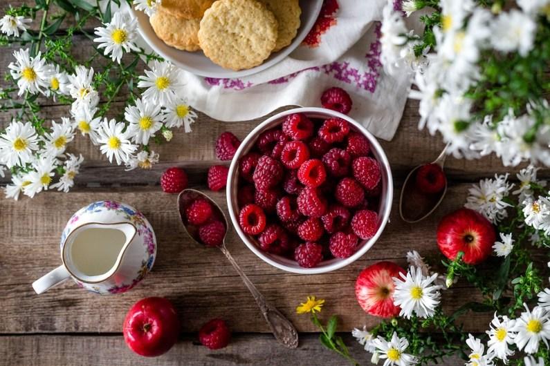 Zdravé a chutné maliny – přidejte je do smoothies!