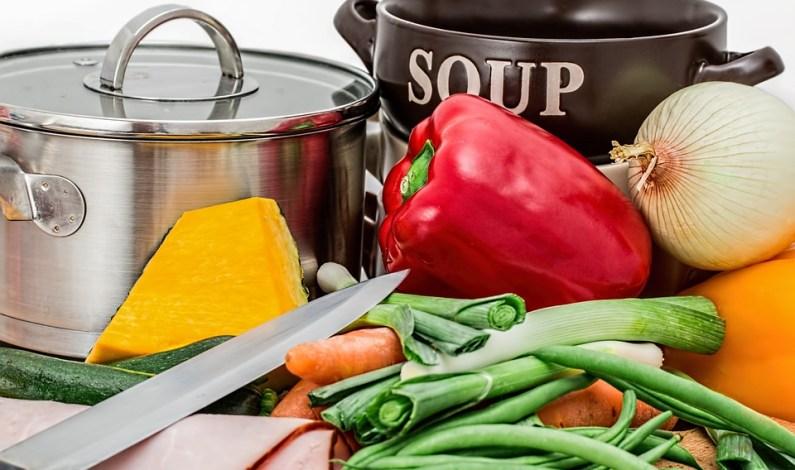 Zahřejte se vydatnou polévkou v Bageterii Boulevard