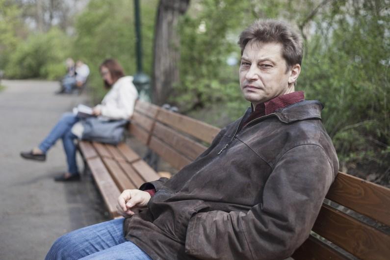 Kolaps ledvin mu zjistil lékař náhodou, život Eduarda se díky domácí dialýze téměř nezměnil