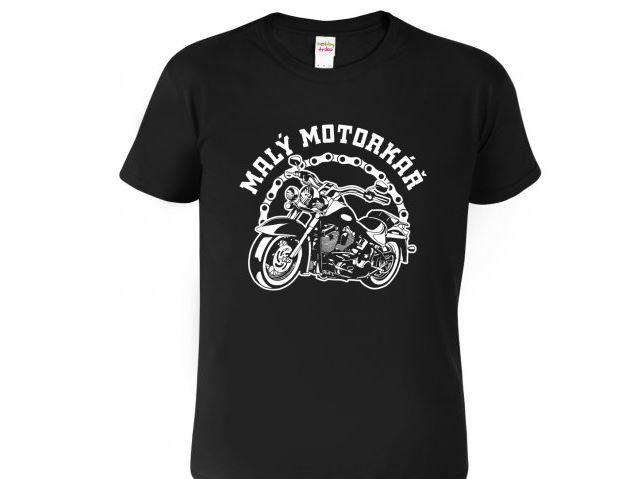 Tričko pro motorkáře – originální dárek, který potěší každého chlapa s duší motorkáře