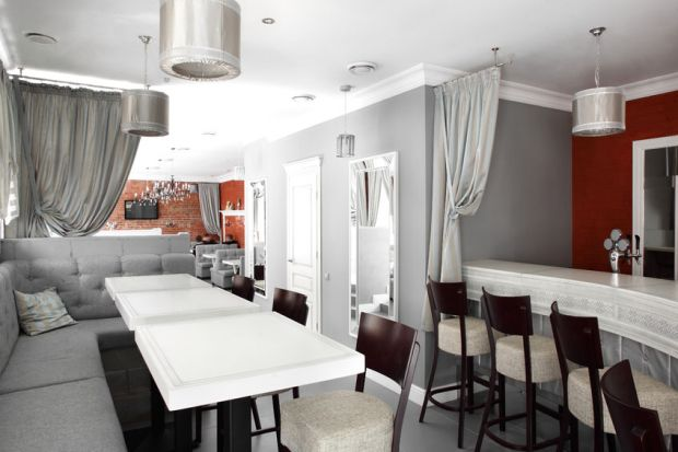 22857450 – new and clean luxury restaurant in european style