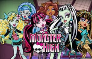 Letné oblečenie s motívom Monster High je konečne tu!