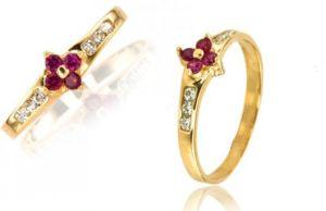Zlatý prsteň pre každú ženu