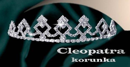 Cleopatra korunka Strass 500x259pix-500x350