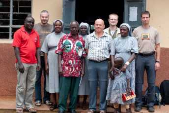 EWK-Mitglieder auf Besuch 2010