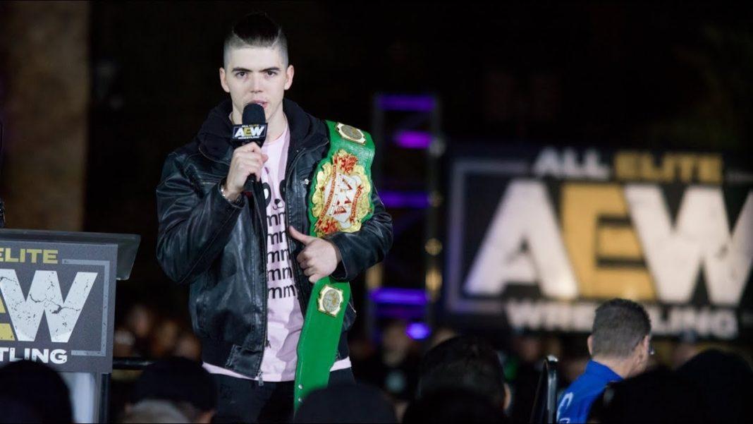 Sammy Guevara Talks Aew On Tnt Cody Rhodes More