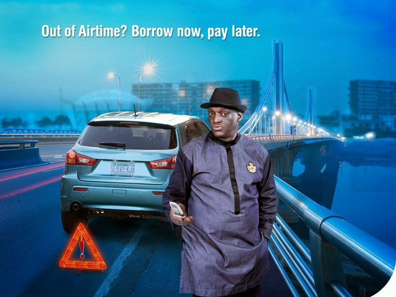 How to Borrow Airtime/Credit from Glo - Glo Borrow Me Credit