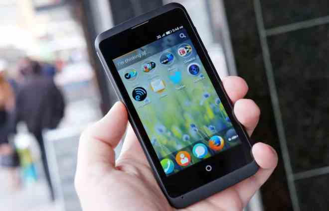 Mozilla Firefox OS for Smartphone (2013 - 2015)