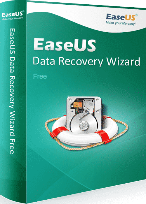 EaseUS Free Data Recovery Wizard Lets you get back lost files