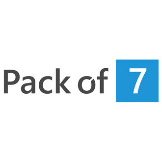Pack of 7 Data Solutions GmbH