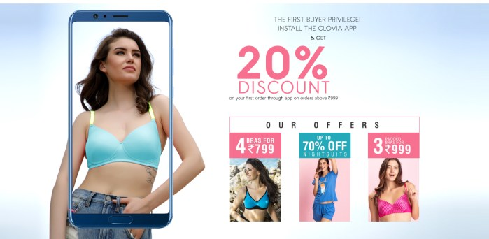 6 Factors To Consider When Shopping For Lingerie Products Online