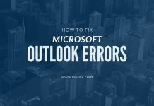 Outlook Errors