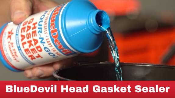 What is BlueDevil Head Gasket Sealer_ How to use it_