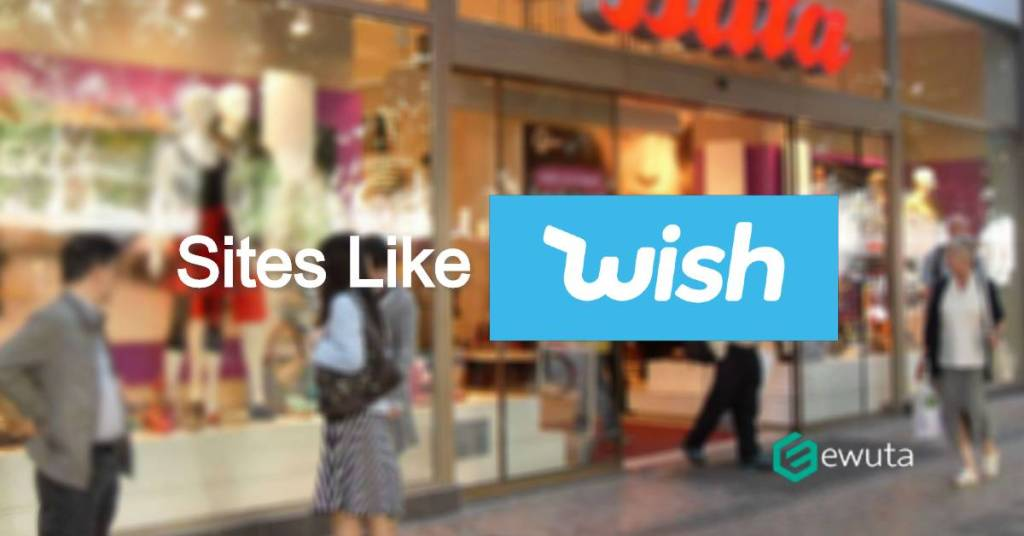 sites like wish alternatives competitors